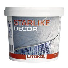 Starlike Dekor 0.125кг затирочная смесь