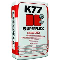 SuperFlex K77  25 кг клей