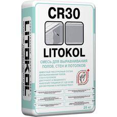 Litokol CR-30- ремонтный состав  25кг