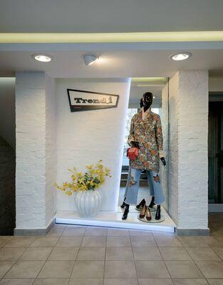 Бутик женской одежды Trend_i Billionare г.Новосибирск