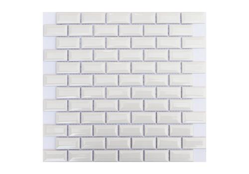 Керамическая мозаика White Bar